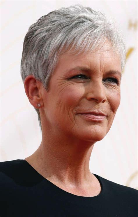 coupe de cheveux femme 60 coiffure 60 ans 2018