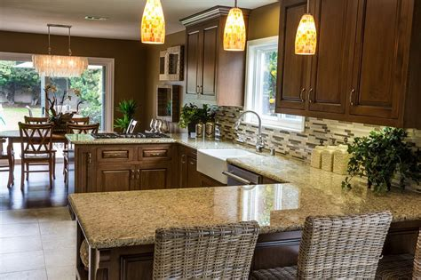 welcoming earthy kitchen interior design inspirations
