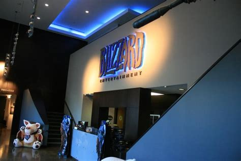blizzard entertainment  office snapshots