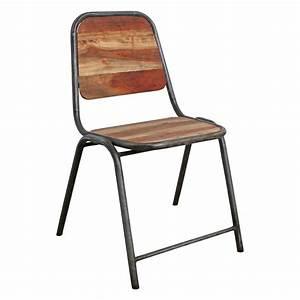 Vintage Industrial Möbel : vintage stuhl industrial look versandkostenfreie m bel online bestellen ~ Markanthonyermac.com Haus und Dekorationen