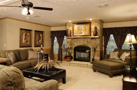 beautiful mobile home interiors mobile home inspiration on pinterest clayton homes mobile homes an