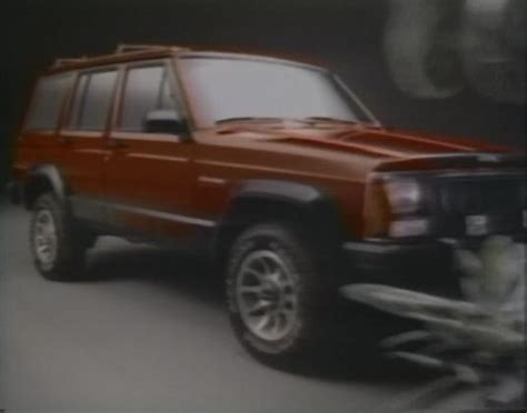 jeep cherokee chief xj imcdb org 1984 jeep cherokee chief xj in quot the history