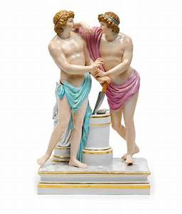 "Starožitnosti - ""Orestes and Pylades"", - Dorotheum"