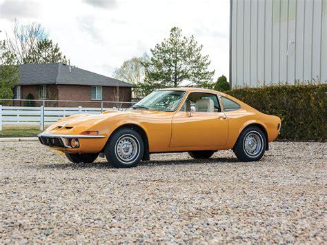 1974 Opel Gt by Rm Sotheby S 1971 Opel Gt Auburn 2018