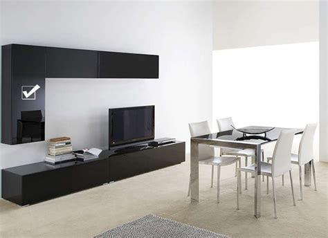 meubles muraux cuisine meuble tv mural laqué pour salon vertical m achatdesign