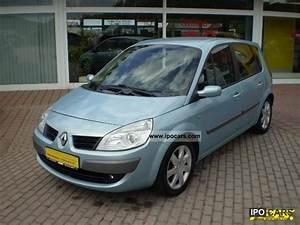 Renault Scenic 2007 : 2007 renault scenic 1 9 dci fap exception car photo and specs ~ Gottalentnigeria.com Avis de Voitures