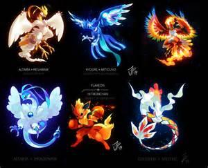 pokemon fusion articuno images