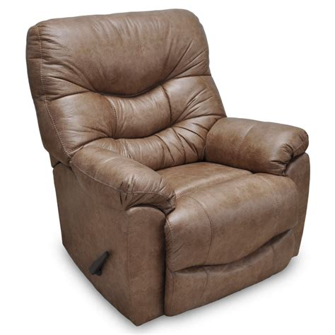 4595 trilogy faux leather rocker recliner franklin