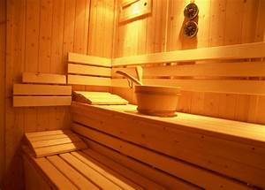 Sauna Selber Bauen Wandaufbau : how to use a sauna to improve your health and athletic performance well built style ~ Eleganceandgraceweddings.com Haus und Dekorationen