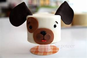 How to make Puppy Cakes