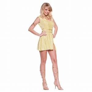 Greek Goddess Aphrodite Athena Costume