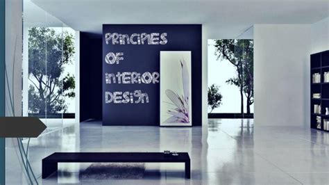 elements of interior design slideshare principles of interior design