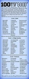 100, Ways, To, Say, Good, Pictures, Photos, And, Images, For