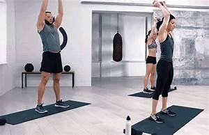 Dumbbell Workout  5 Moves  1 Full-body Burn