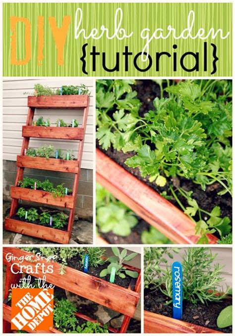 home depot garden ideas photograph diy herb garden