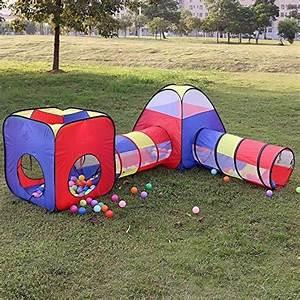 Tente Enfant Exterieur : acheter une tente balles pas ch re sur internet tente et moi ~ Farleysfitness.com Idées de Décoration
