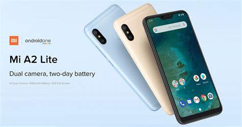 xiaomi mi a2 lite phone specifications digitalle