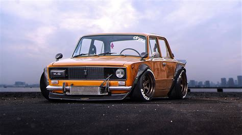 Picture Lada Tuning Russian cars 2106, Future, JDM, VAZ ...