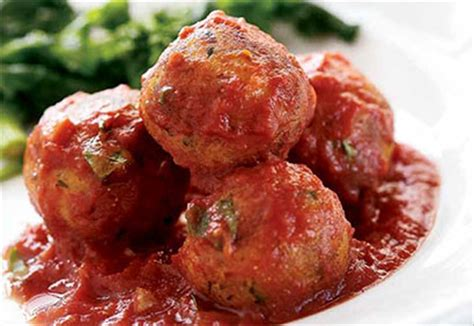 recette boulette de viande maison boulettes sans viande en sauce tomate coup de pouce