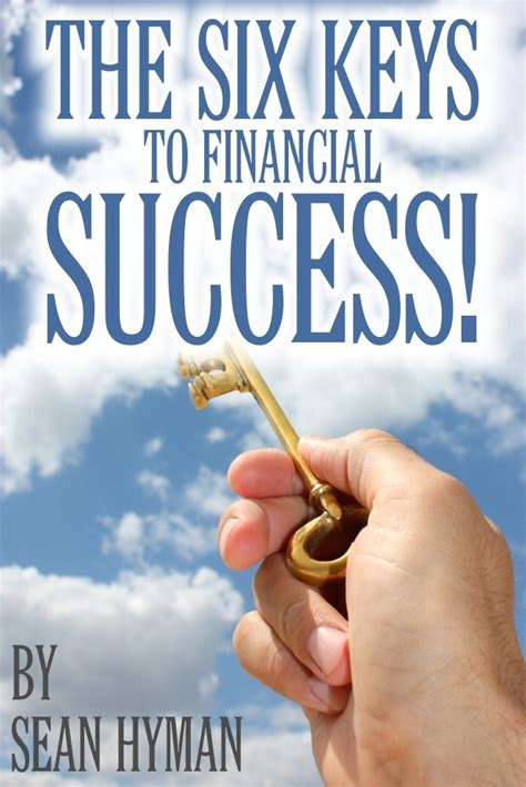 The Six Keys To Financial Success  Book Review