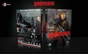 Wolfenstein: The New Order PC Box Art Cover by shirazihaa
