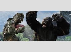 King Kong 360 3D Rides & Attractions Universal Studios Hollywood