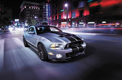 2018 Ford Shelby Gt500 Reviews And Rating Motor Trend