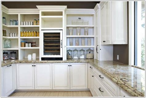 Adding Shelves Above Kitchen Cabinets  Cabinet  Home