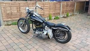 1974 Harley Davidson  Fx Super Glide  Shovelhead