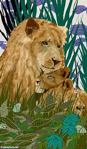 Lion Digital Art