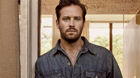 The One Question Armie Hammer Is Sick of Being Asked ...