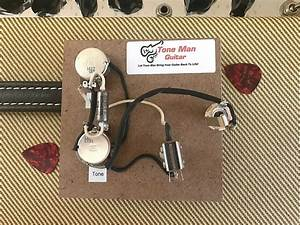 Les Paul Double Cut Wiring Diagram