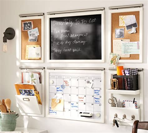 kitchen wall organization systems the best family command center options designertrapped 6429