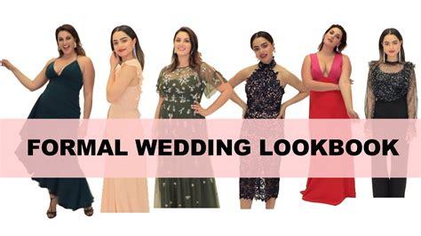 Formal Wedding Guest Attire- 6