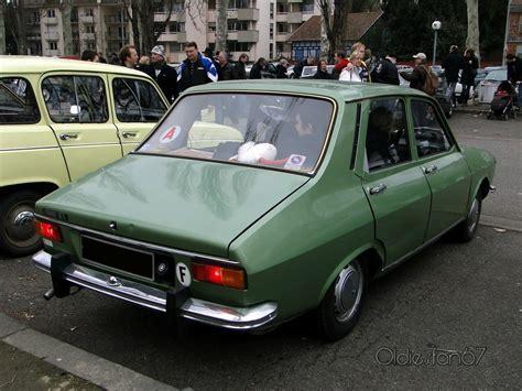 "Renault 12 TL phase 1 - 1969 à 1975 - Oldiesfan67 ""Mon ..."