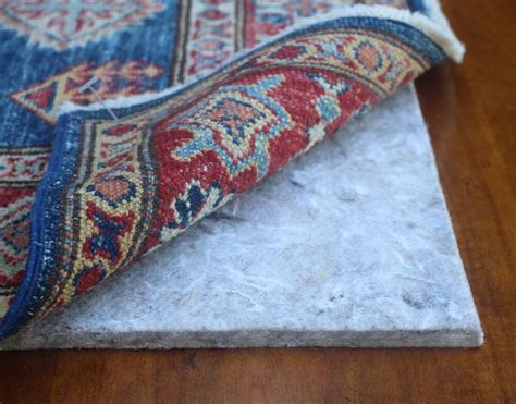 Rug Pads Usa by Felt Rug Pads Made In Usa 3 8 Inch Dense Felt Rug Pad
