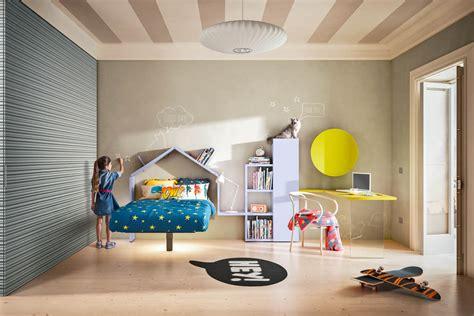 mobili  arredare la cameretta dei bambini lago design