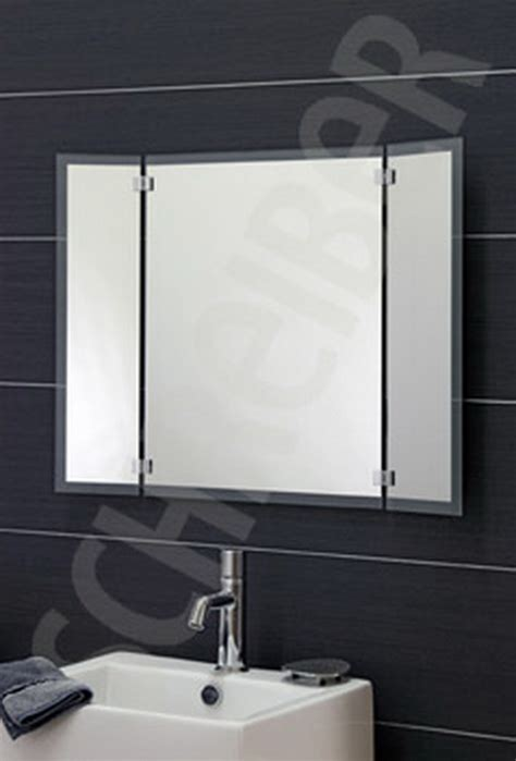 badezimmer klappspiegel