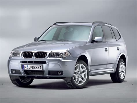 The bmw x3 sports activity vehicle (sav) offers a superb driving experience that is suited to almost any terrain. Fotos de BMW X3 M package E83 2005
