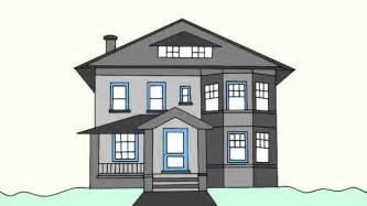 Home Design For Beginners How To Draw A House Step By Step For Beginners