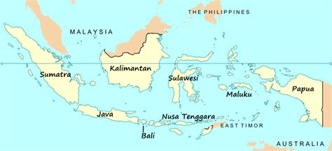 indahnesiacom indonesia country   milion people
