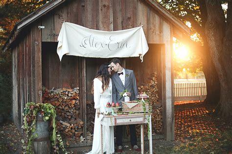 Philip Foster Farms Styled Autumn Wedding Shoot Atelier