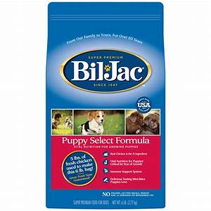 bil jac puppy select formula puppy food petco With bil jac dog food