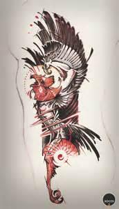 Phoenix Tattoo Designs Drawings