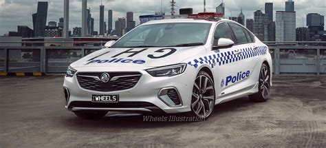 New Car Maker by 2018 Holden Zb Commodore Shines At Academy