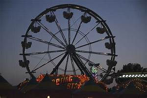 Carnival Lights Free Stock Photo - Public Domain Pictures