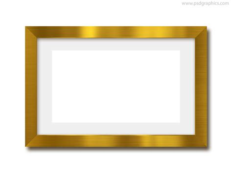 Wooden Photo Frame Template (psd) Psdgraphics