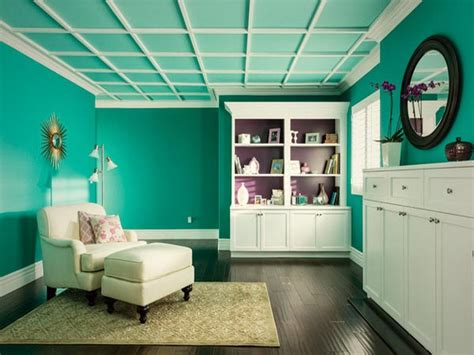 how to repairs how to make aqua color paint for home