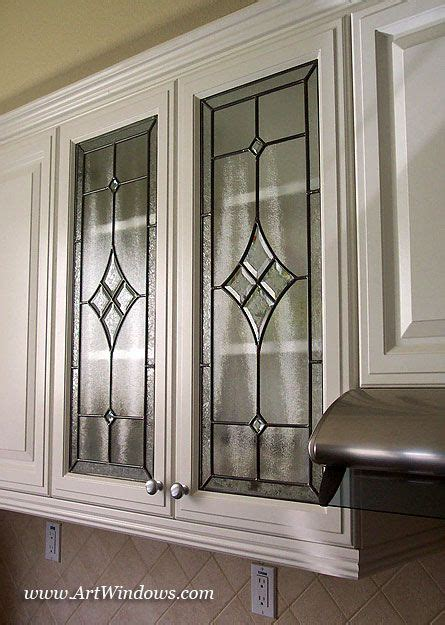 leaded glass kitchen cabinets leaded glass cabinets windows custom stained glass 6873