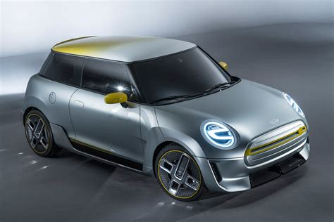 Mini Picture by New Mini Electric Concept Revealed Pictures Auto Express